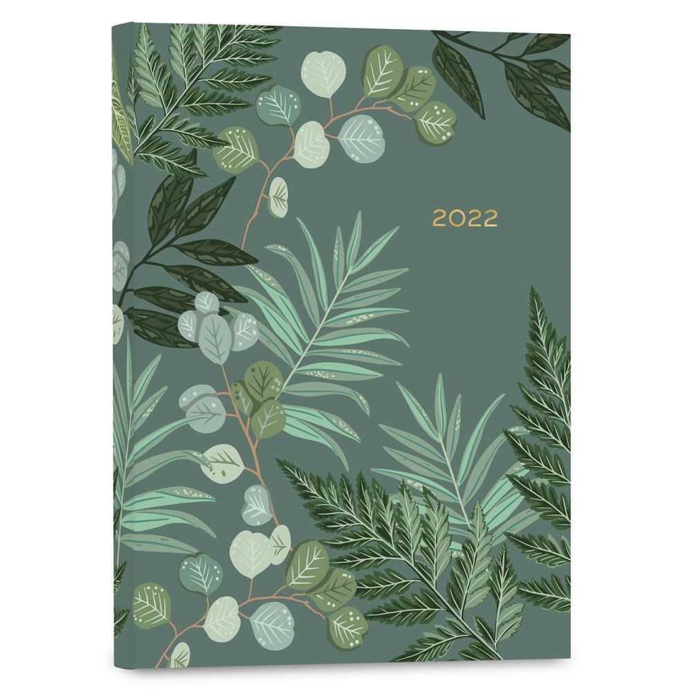 Greenery Soft Cover High Note 2022 Planner