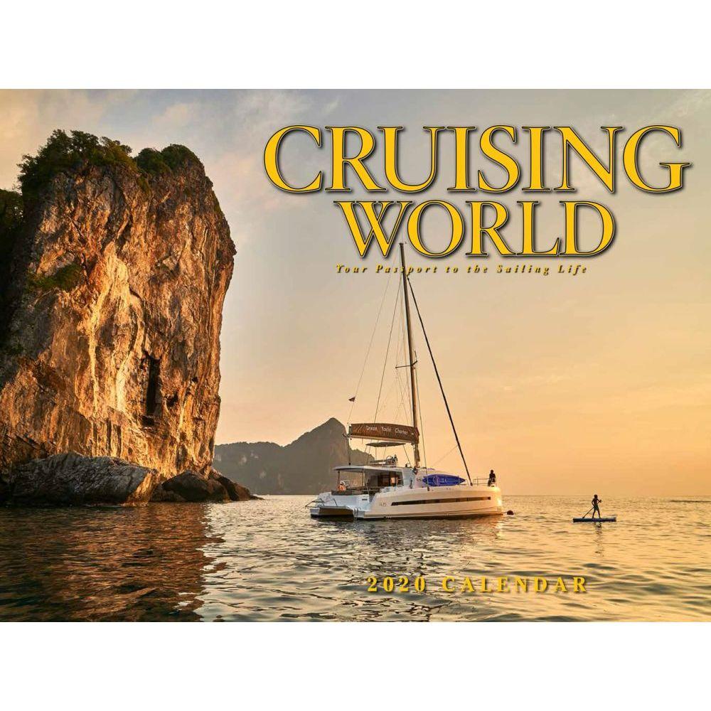 Cruising World 2021 Wall Calendar