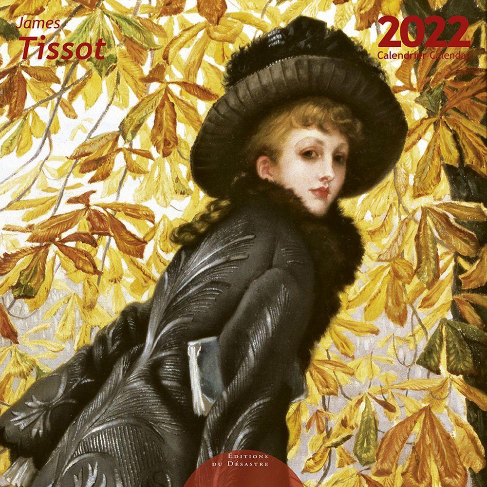 Tissot EdD 2022 Wall Calendar