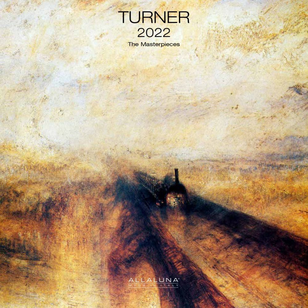Turner 2022 Wall Calendar