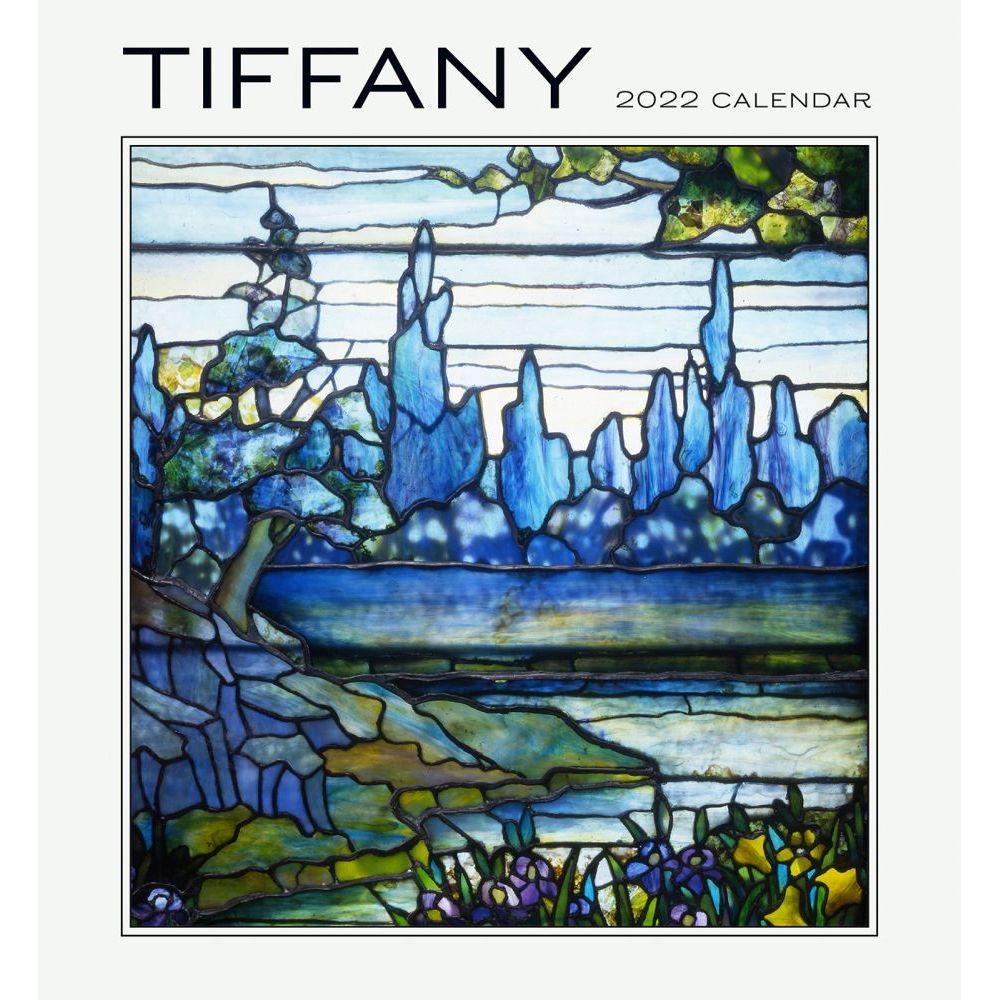 Louis Comfort Tiffany 2021 Wall Calendar