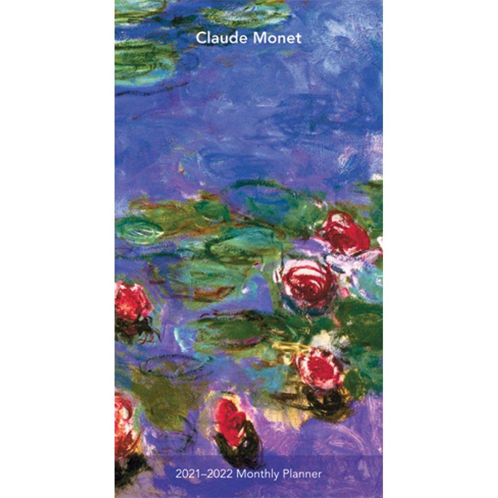 Claude Monet 2021 Planner
