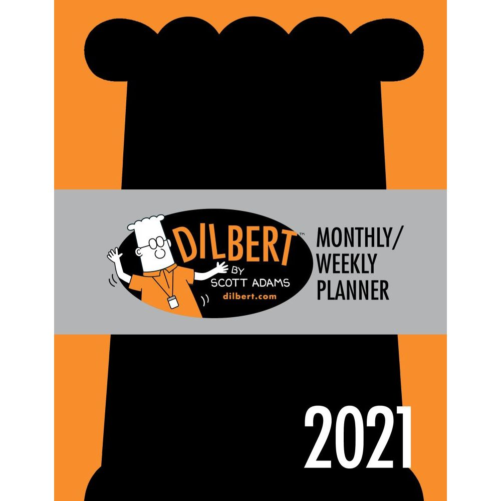 Dilbert 2021 Planner