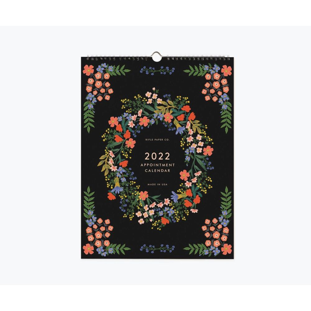 Luxembourg Appointment 2022 Wall Calendar