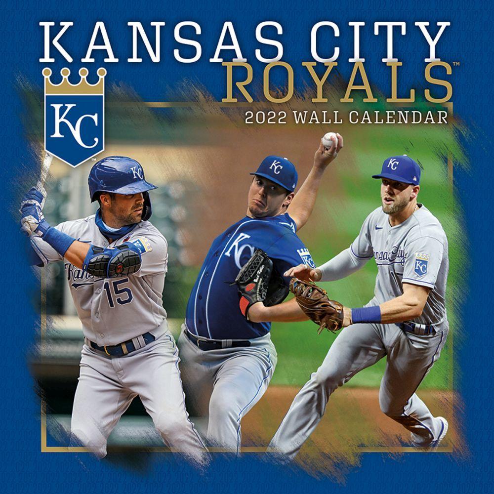 Kansas City Royals 2022 Wall Calendar