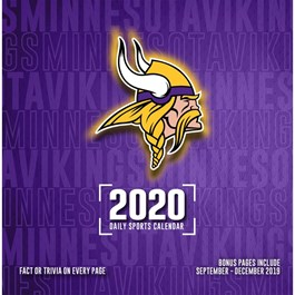 Minnesota-Vikings-Desk-Calendar-1