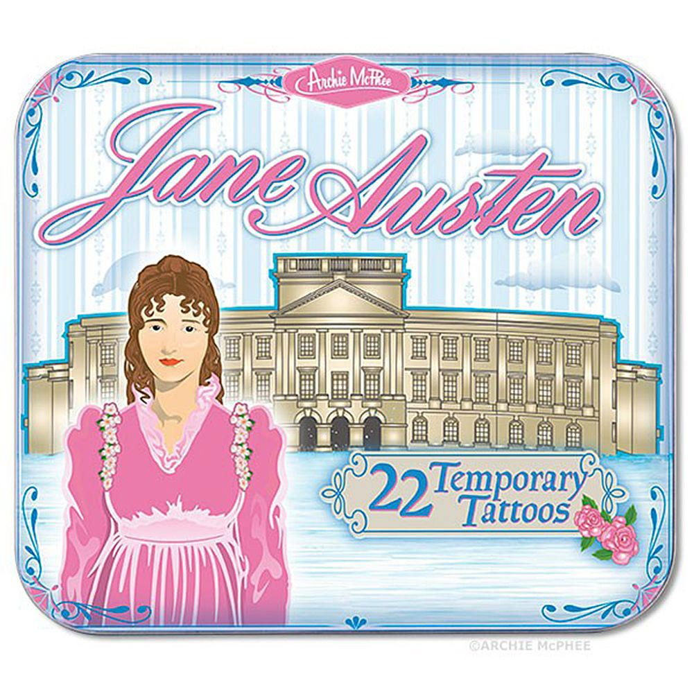 Jane-Austen-Temporary-Tattoos-1