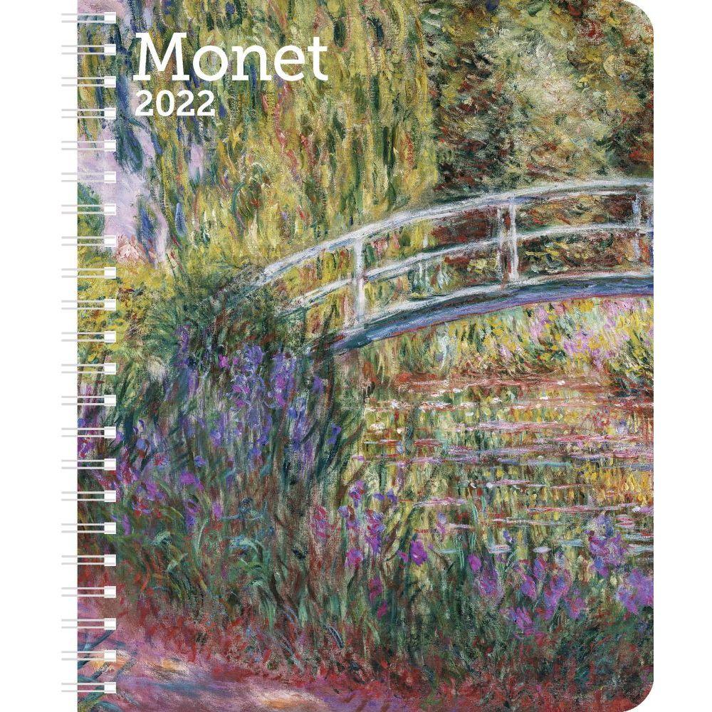 Claude Monet 2022 Engagement Calendar