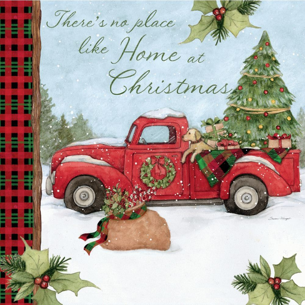 Home for Christmas Recipe Book by Susan Winget-1