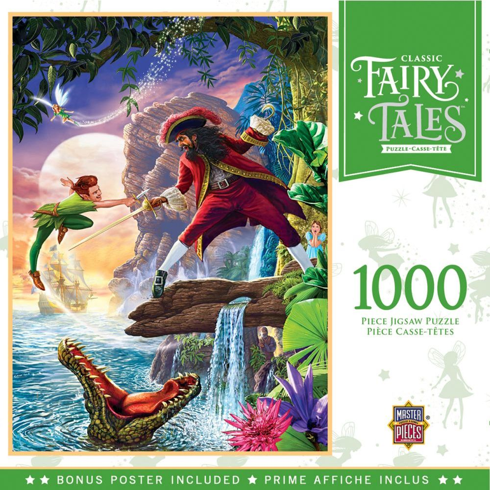 Best Peter Fairytale 1000pc Puzzle You Can Buy