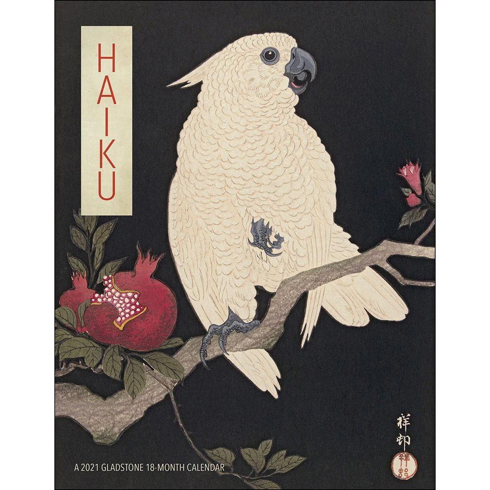 2021 Haiku BIG Mini Wall Calendar