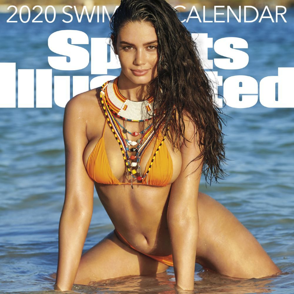 Sports Illustrated Swimsuit Exclusive Mini Wall Calendar Calendars Com