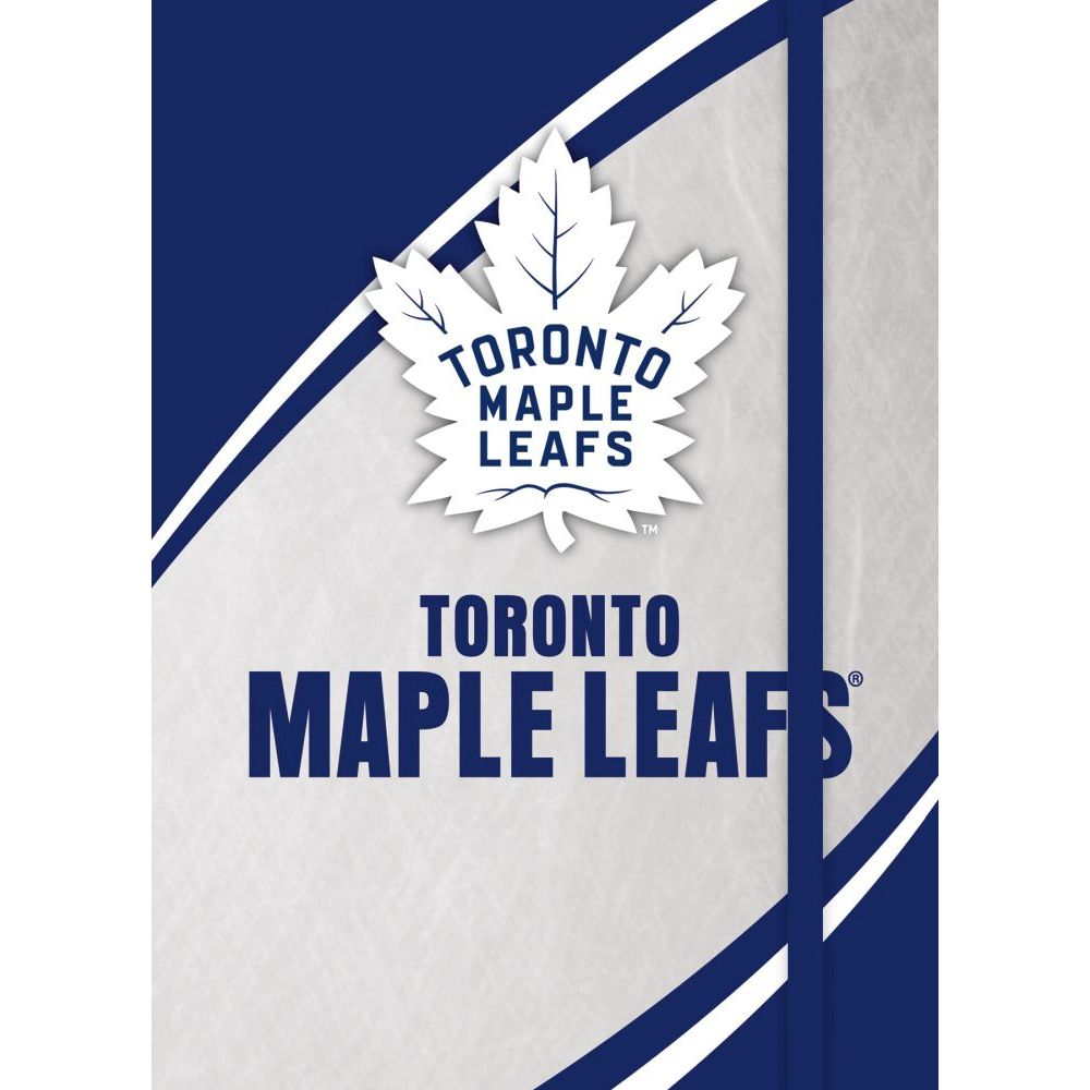 Nhl-Toronto-Maple-Leafs-Soft-Cover-Journal