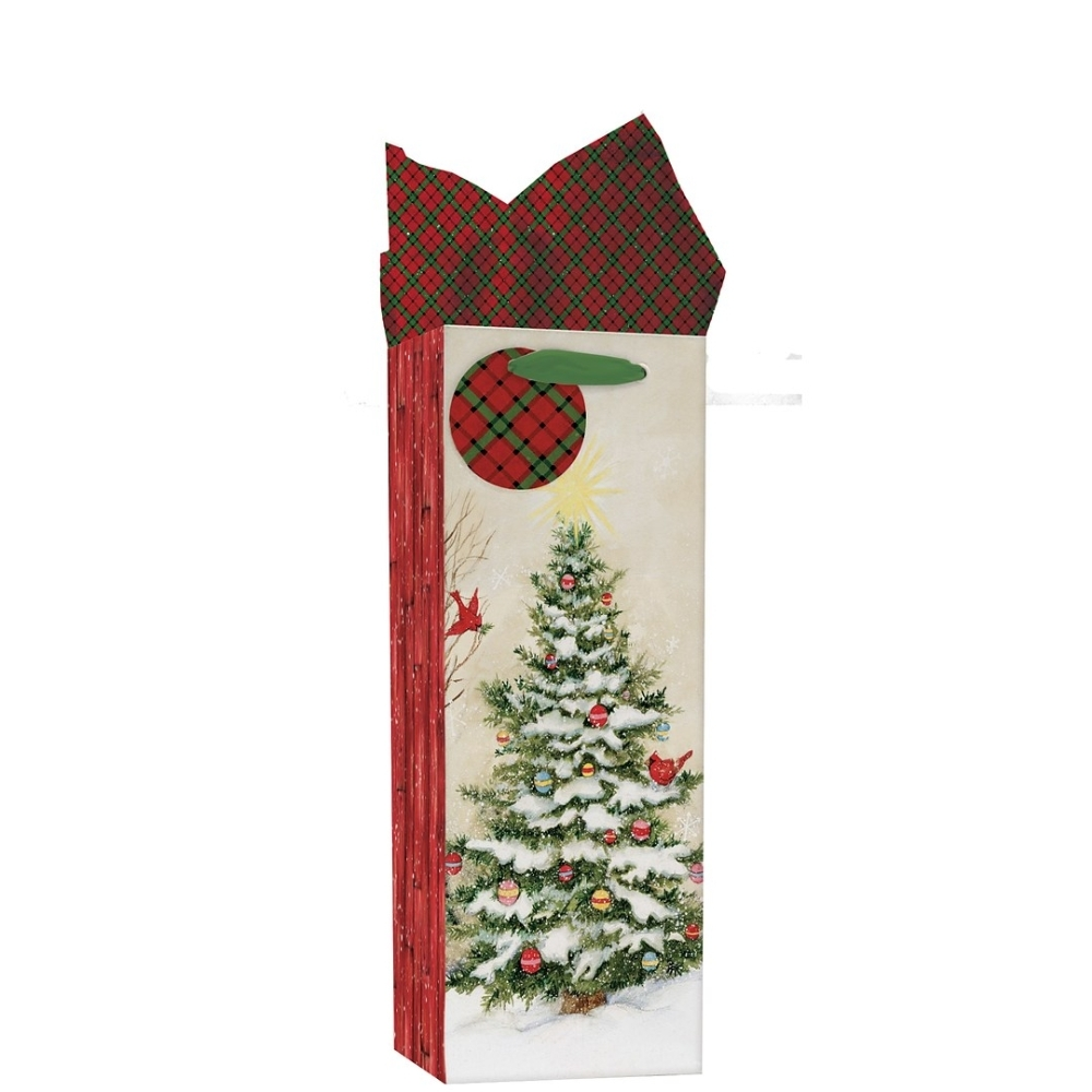 Evergreen-Christmas-Bottle-Gift-Bag-1
