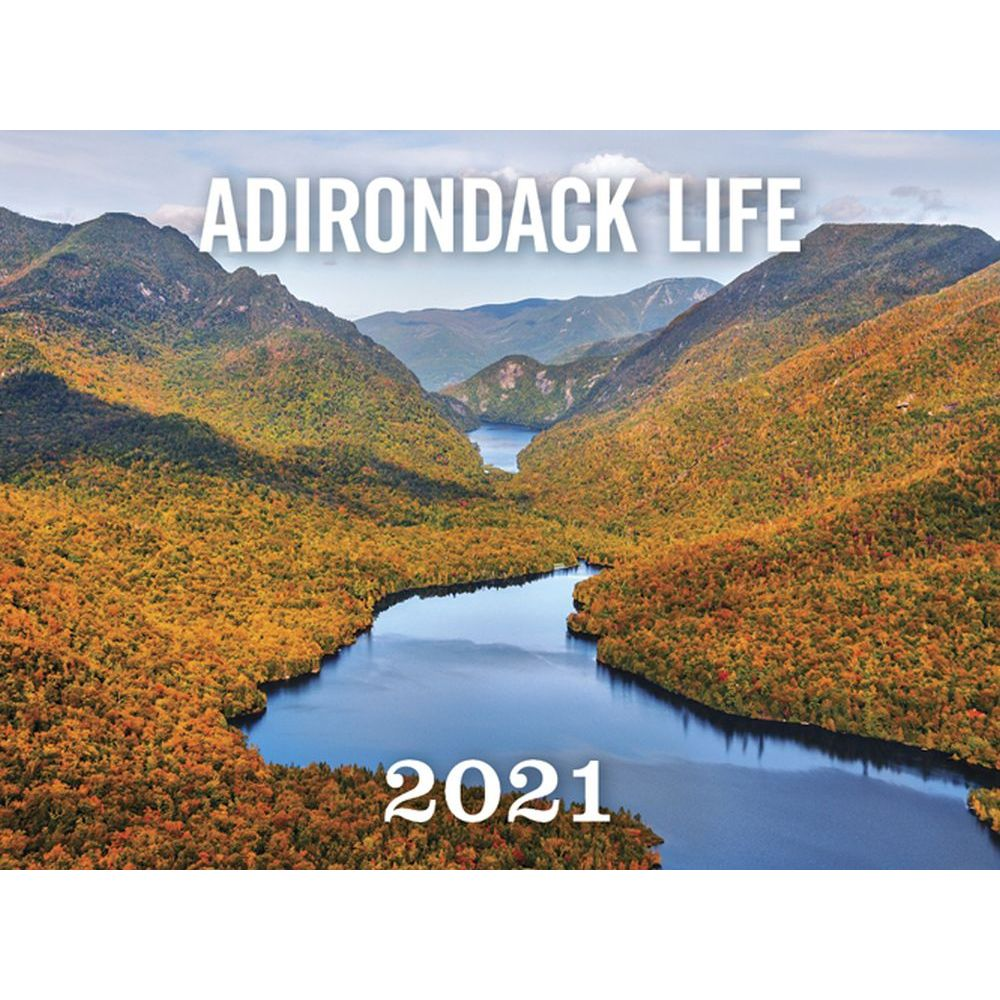 2021 Adirondack Life Wall Calendar