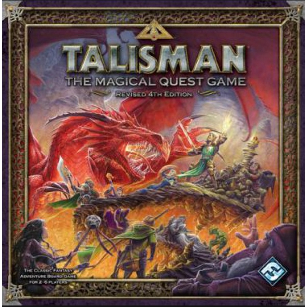 Talisman-Revised-4th-Edition-Game-1