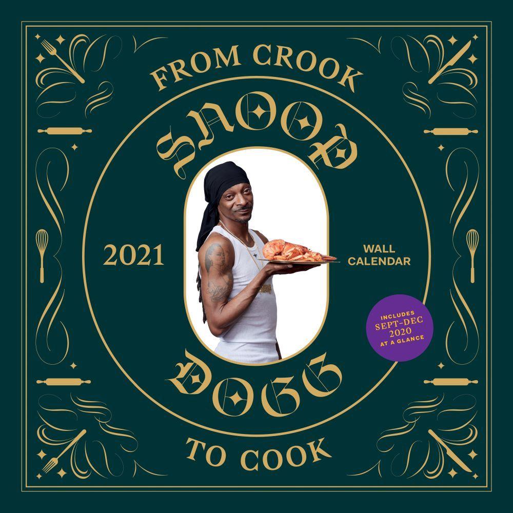 2021 Snoop Dogg Wall Calendar