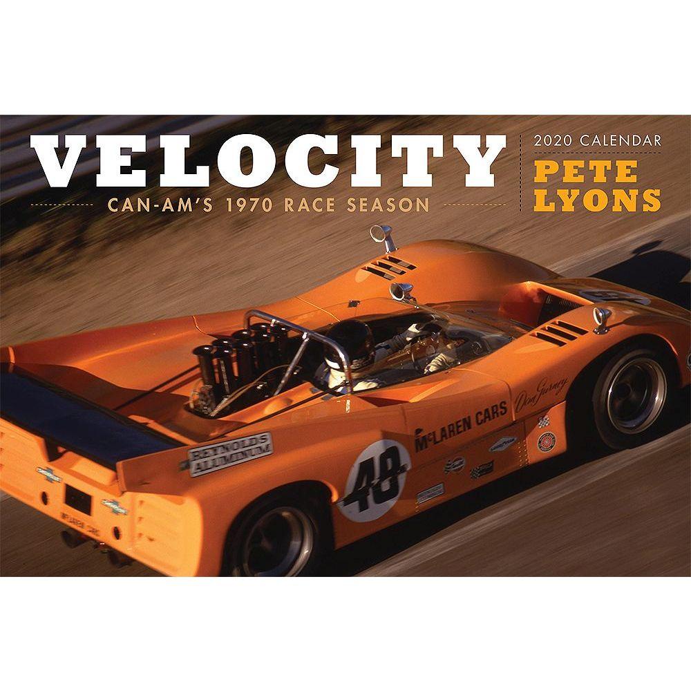 2021 Velocity Wall Calendar