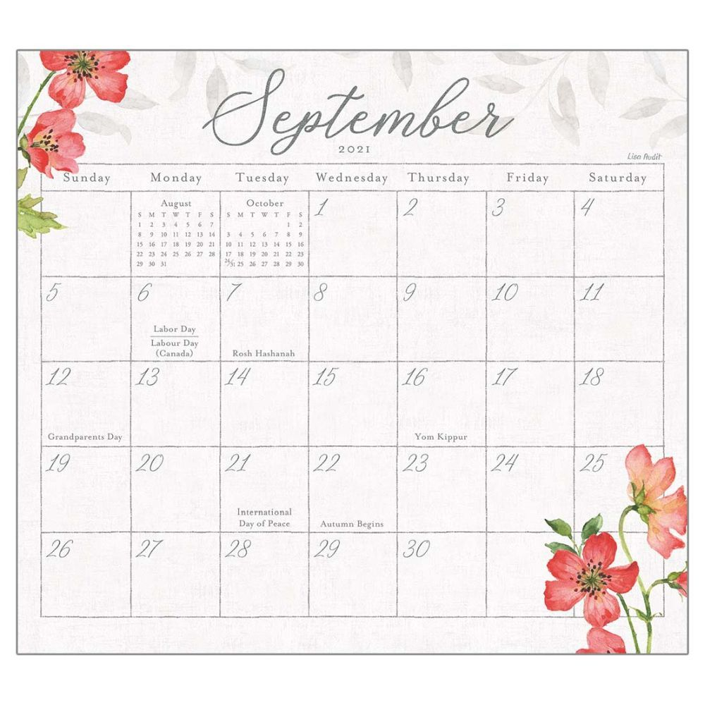 2021 My Garden Magnetic Calendar