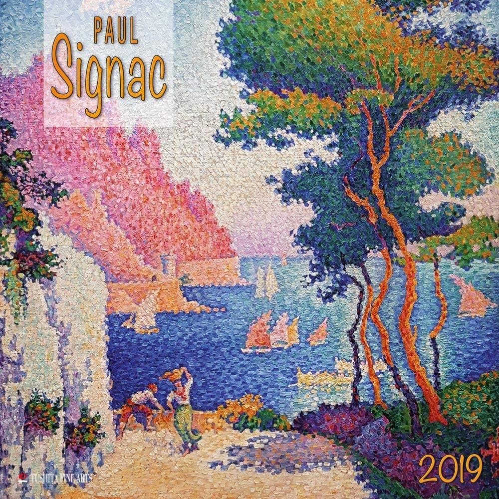 Signac 2021 Wall Calendar