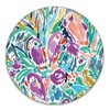 Barbarian-Wild-Feathers-Coasters,-4-Inch-5
