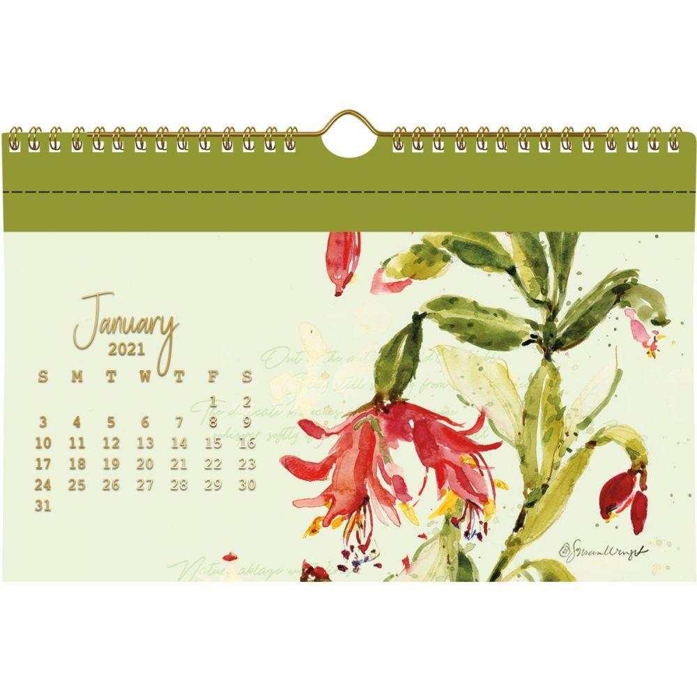 2021 Eden Pocket Wall Calendar by Susan Winget