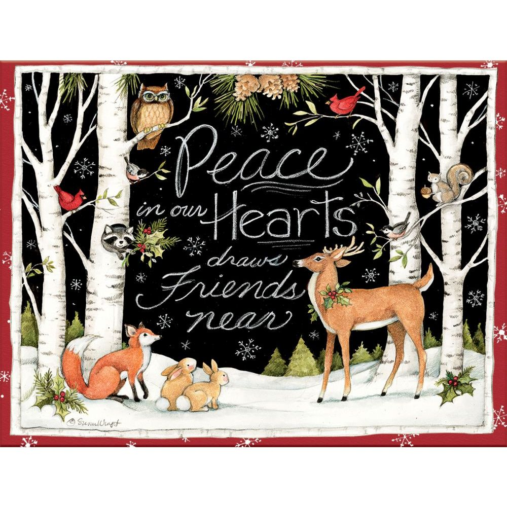"Peace-In-Our-Hearts-5.375""-X-6.875""-Boxed-Christmas-Card-1"