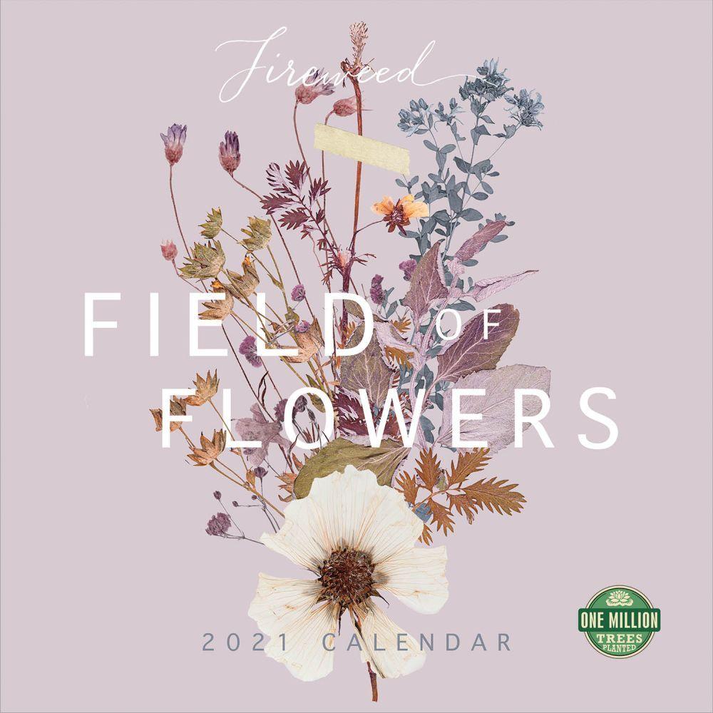 2021 Fireweed Katkin Wall Calendar