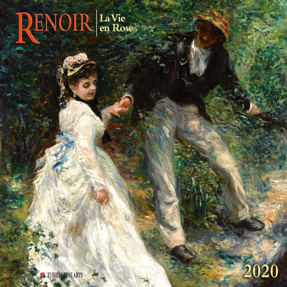 Renoir-Country-Life-Wall-Calendar-1