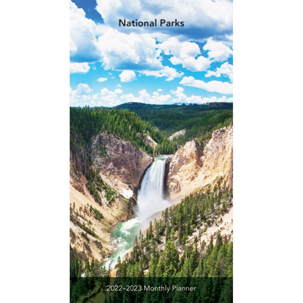 National Parks 2022 Two Year Pocket Planner