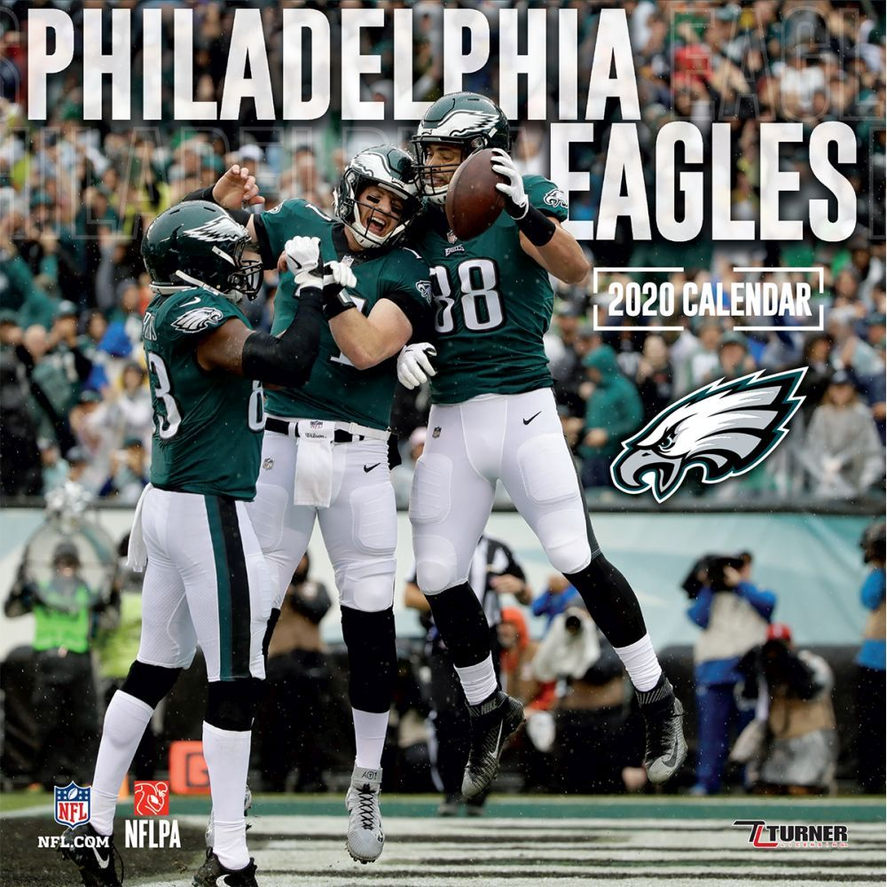 Philadelphia Eagles 2021 Wall Calendar