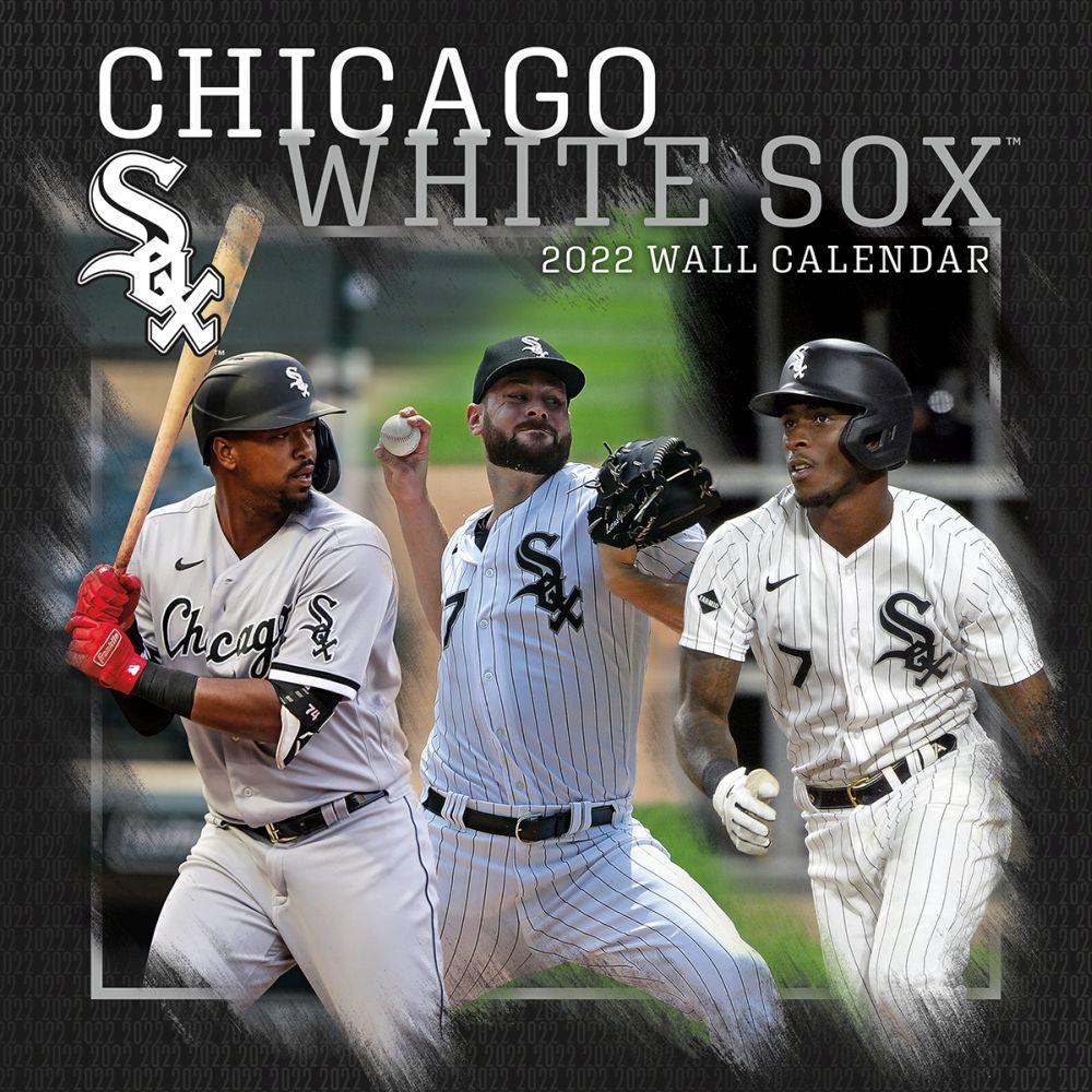 Chicago White Sox 2022 Wall Calendar