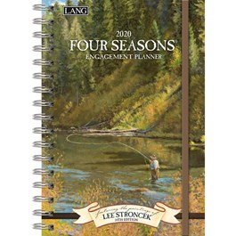 Four Seasons Spiral Engagement Planner