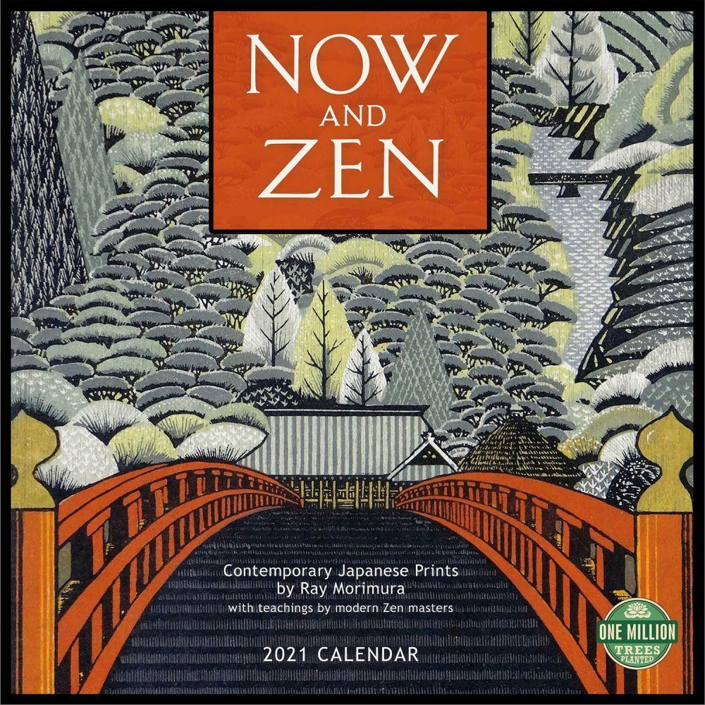 2021 Now And Zen Wall Calendar
