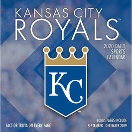 Kansas City Royals Desk Calendar