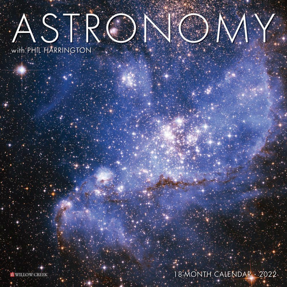 Astronomy 2022 Mini Wall Calendar