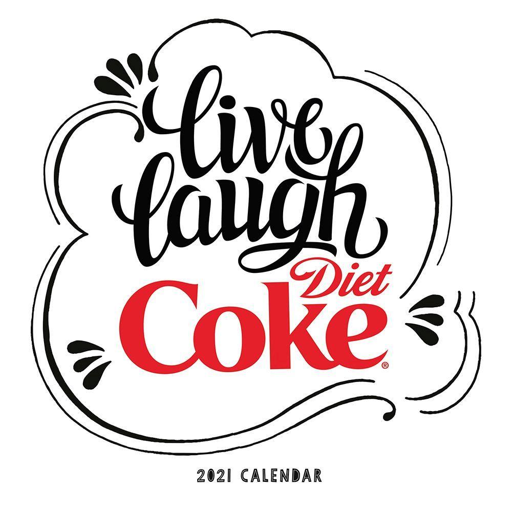 2021 Diet Coke Wall Calendar