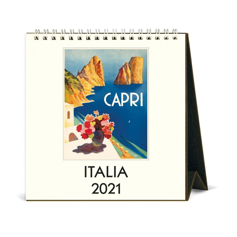 2021 Italia Art Easel Calendar