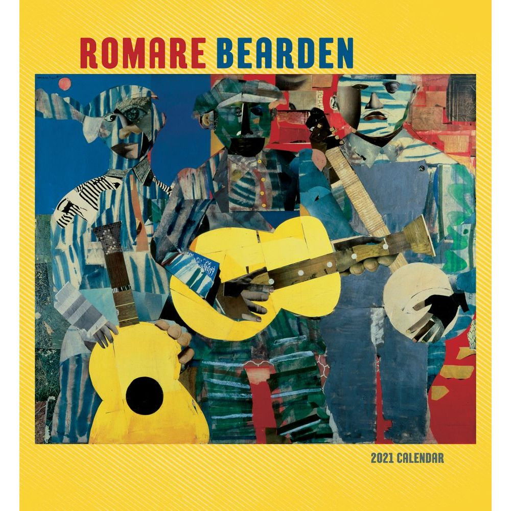2021 Romare Bearden Wall Calendar