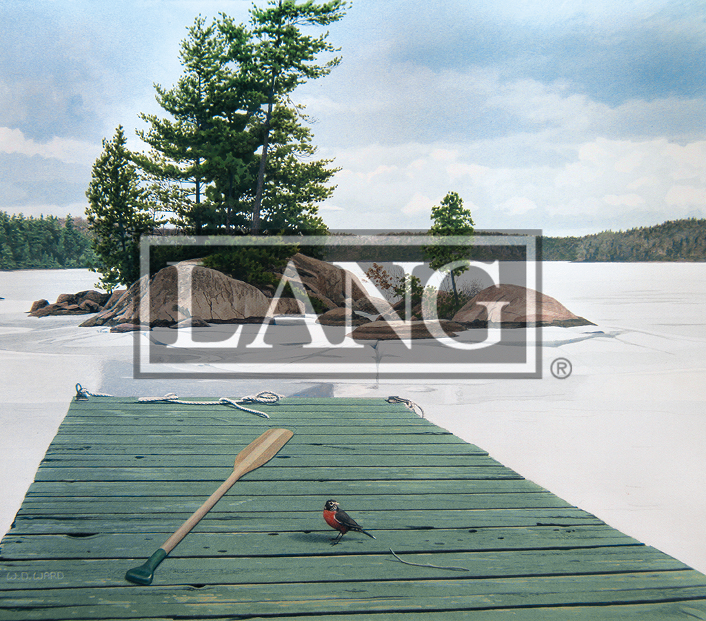 Cottage Country 2020 Desktop Wallpaper