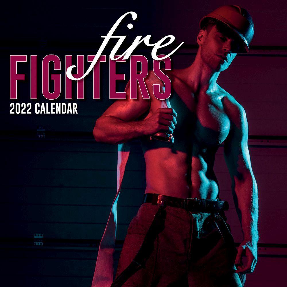 Fire Fighters 2022 Wall Calendar