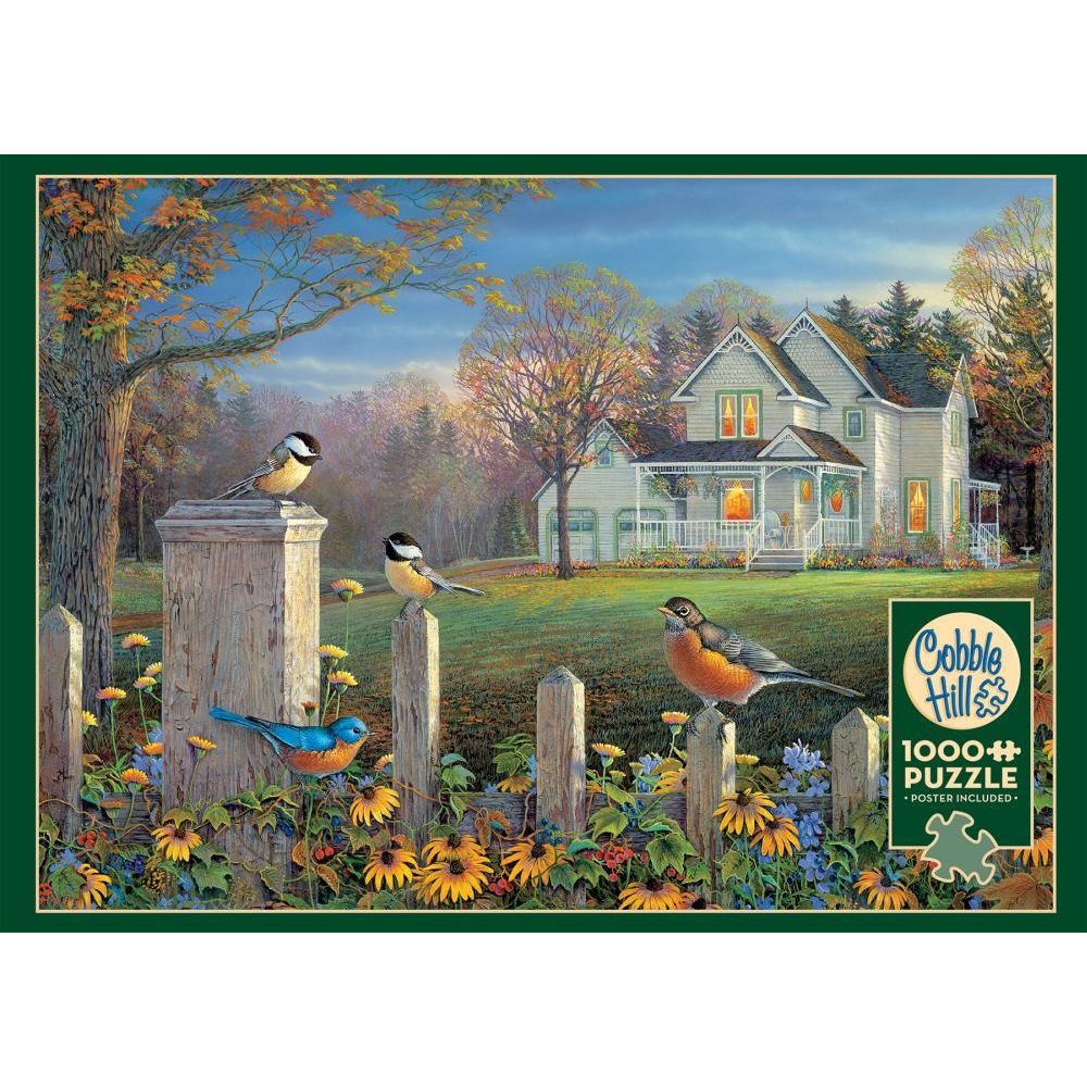 Best Evening Birds 1000pc Puzzle You Can Buy