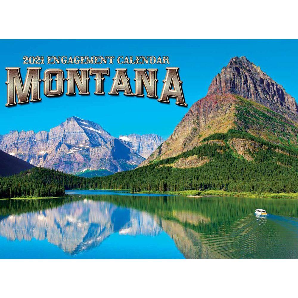 Montana 2021 Wall Calendar