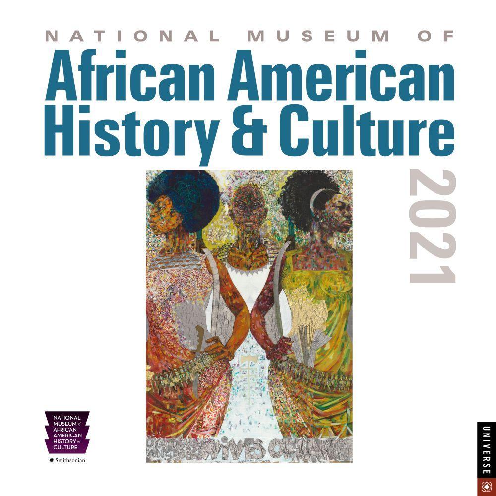 2021 African American History & Culture Wall Calendar