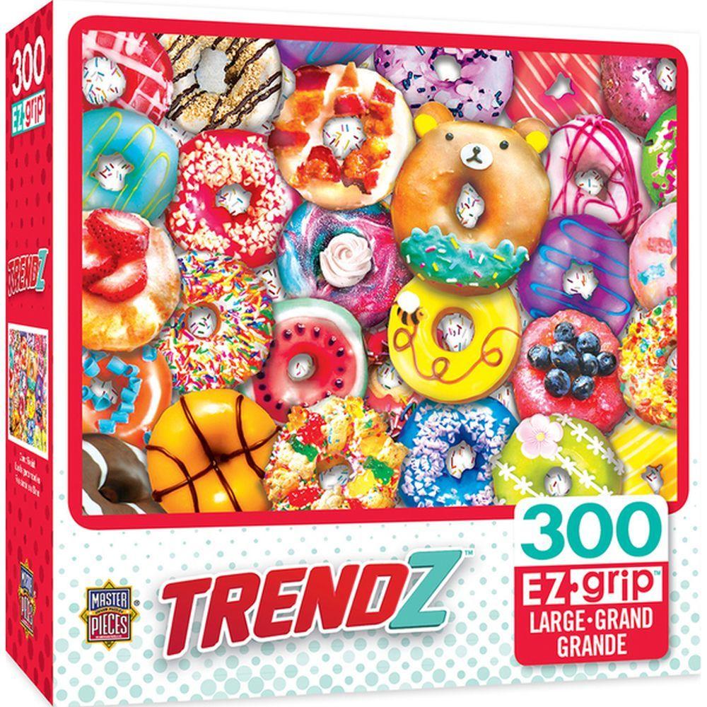 Best Donut Resist 300pc EZ Grip Puzzle You Can Buy