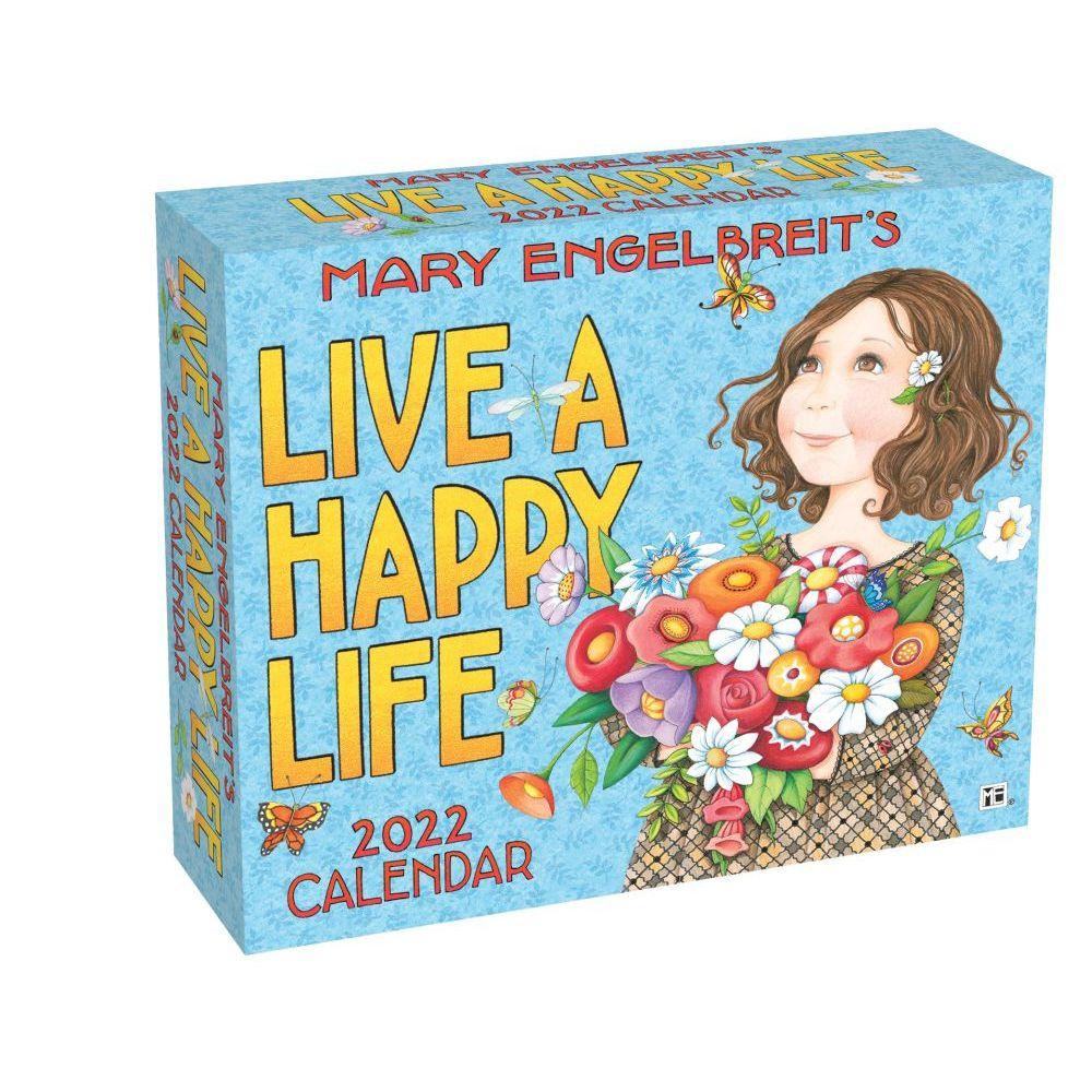 Mary Engelbreit 2022 Desk Calendar