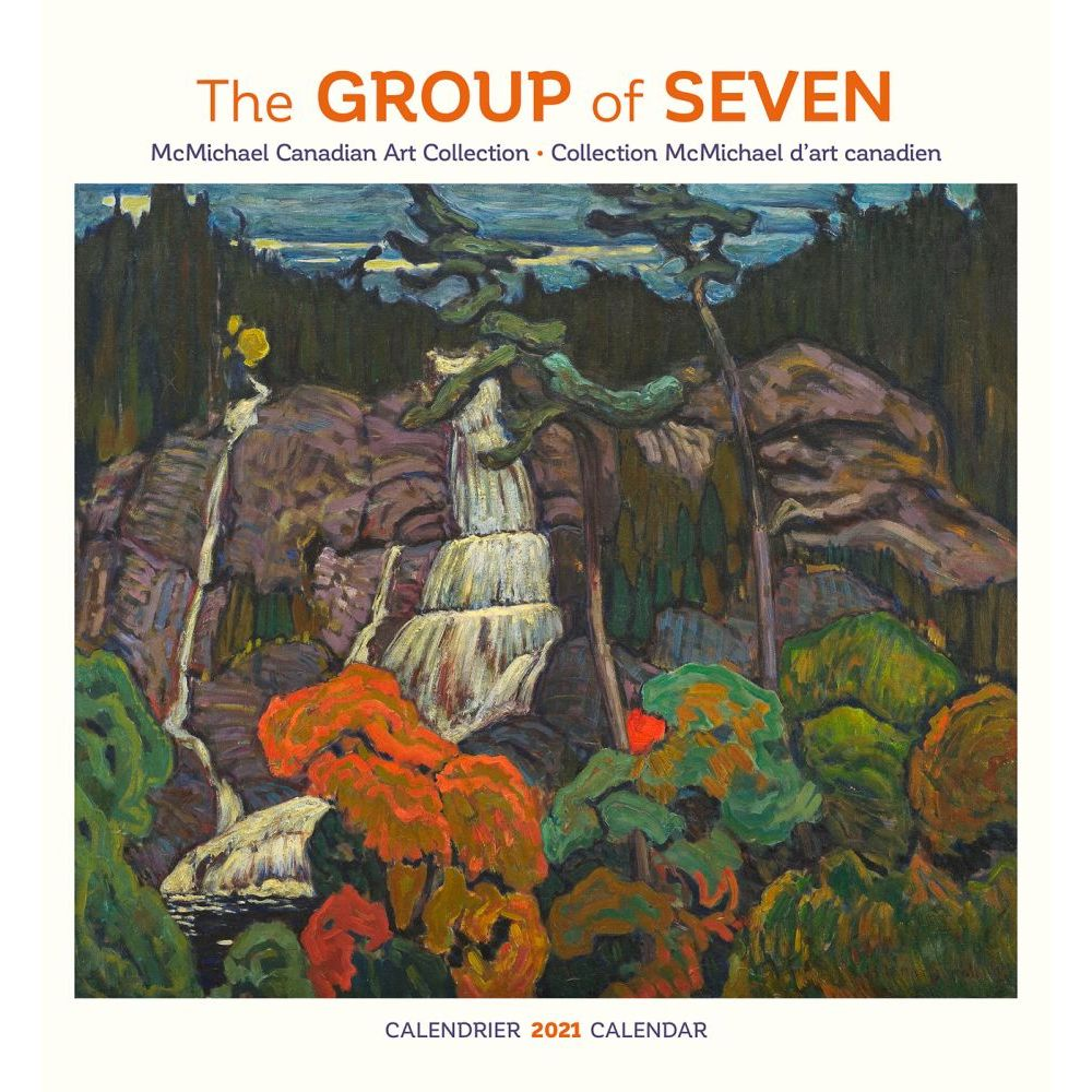 2021 Group of Seven Wall Calendar