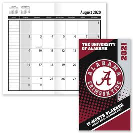 Alabama Crimson Tide Pocket Planner