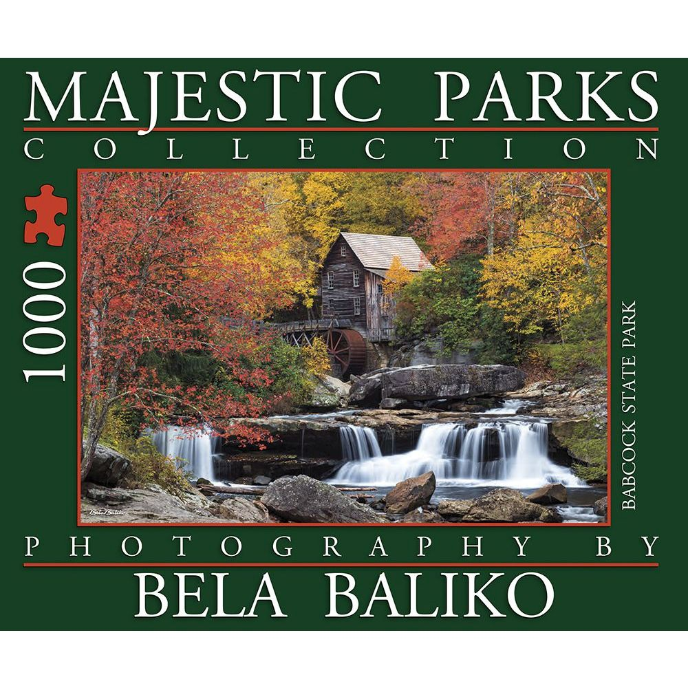 Best Majestic Parks Glade Creek Grist Mill 1000pc You Can Buy