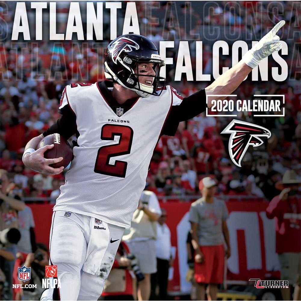 Atlanta Falcons 2021 Wall Calendar
